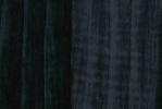 Ракушка чёрная глянец 44СС7044