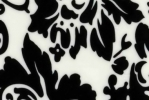 Флоренция чёрно-белая глянец