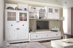 мебель для гостиной из массива.