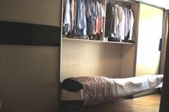 Откидная, встроенная кровать
